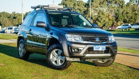 2015  Suzuki Grand Vitara Navigator Wagon