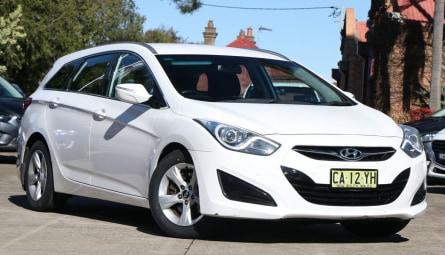 2014  Hyundai i40 Active Tourer