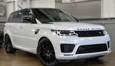 2018 Land Rover Range Rover Sport SDV6 HSE Dynamic Wagon