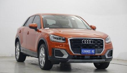 2018 Audi Q2 design Wagon