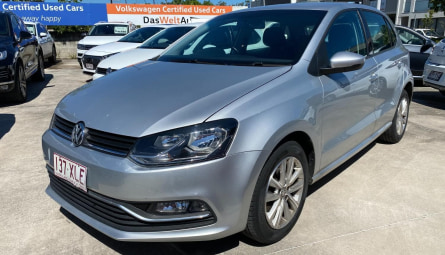 2017 Volkswagen Polo 81TSI Comfortline Hatchback