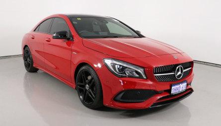 2017  Mercedes-Benz CLA250 Cla250 Sport Coupe