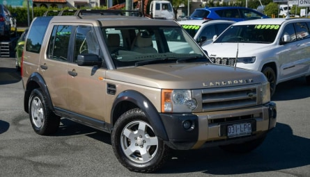 2004  Land Rover Discovery Td5 Wagon