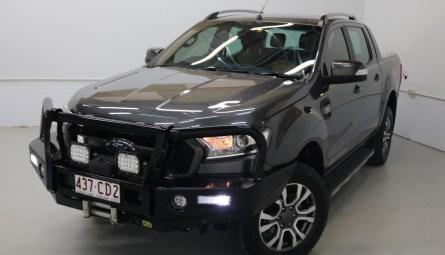 2018  Ford Ranger Wildtrak Utility Double Cab