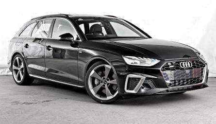 2021  Audi A4 45 Tfsi S Line Avant