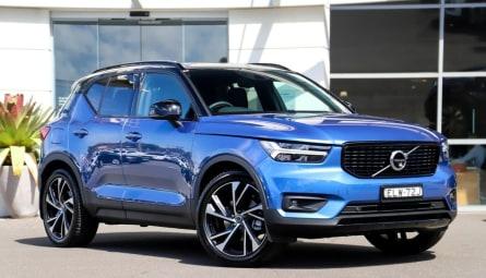 2021  Volvo XC40 T5 R-design Wagon