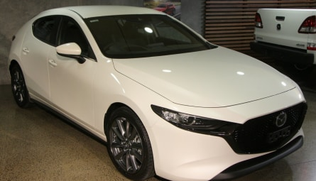 2021  Mazda 3 G20 Evolve Hatchback