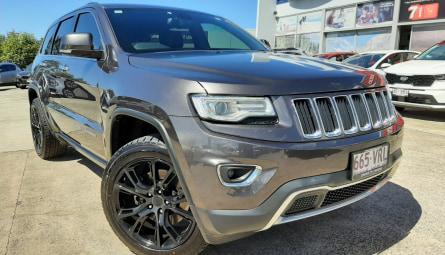 2015 Jeep Grand Cherokee Limited Wagon
