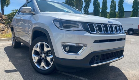 2020 Jeep Compass Limited Wagon