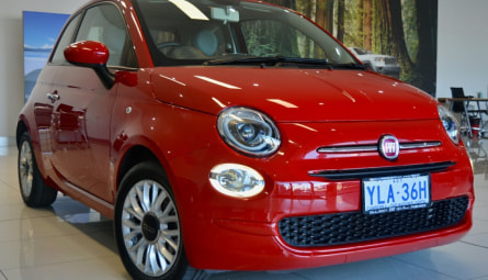 2016  Fiat 500 Pop Hatchback