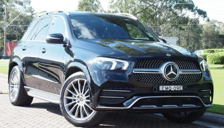 2020  Mercedes-Benz GLE-Class Gle400 D Wagon