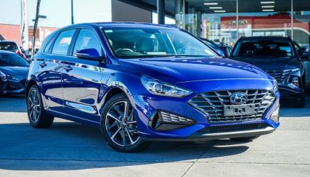2021  Hyundai i30 Elite Hatchback