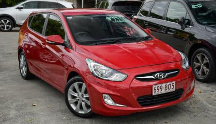 2012  Hyundai Accent Elite Hatchback
