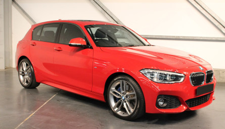 2016 BMW 1 Series 125i M Sport Hatchback