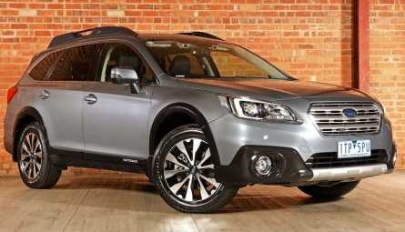 2016  Subaru Outback 2.0d Premium Wagon