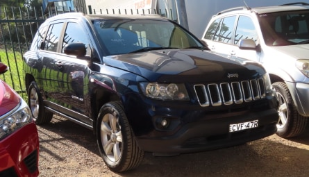 2013 Jeep Compass Sport Wagon