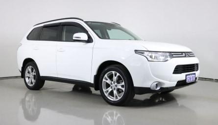 2013  Mitsubishi Outlander Ls Wagon