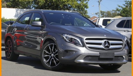 2016  Mercedes-Benz GLA-Class Gla250 Wagon