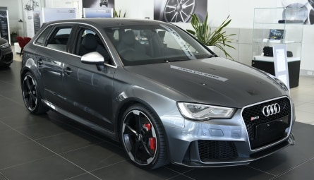 2016 Audi Rs3Sportback