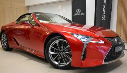 2020  Lexus LC Lc500 Convertible
