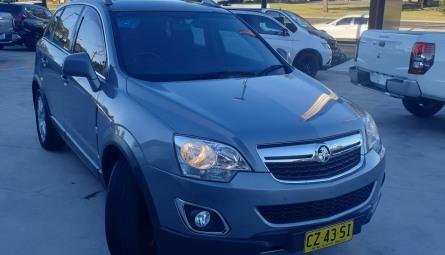 2013  Holden Captiva 5 Wagon