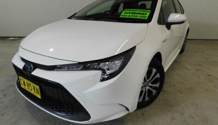 2019 Toyota Corolla Ascent Sport Hybrid Sedan