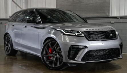 2020 Land Rover Range Rover Velar P550 SVAutobiography Dynamic Wagon