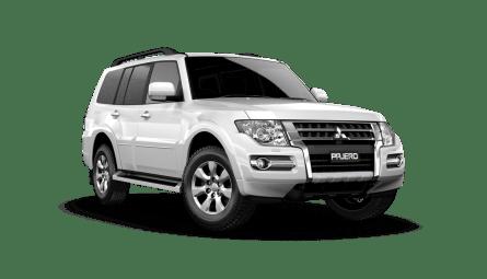 2021 Mitsubishi Pajero GLX Wagon