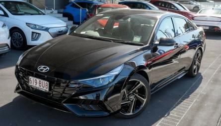 2021  Hyundai i30 N Line Special Edition Sedan