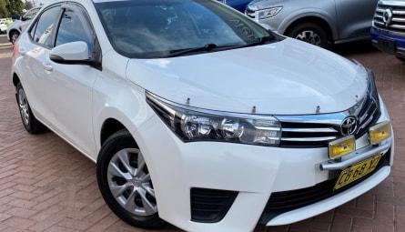 2014  Toyota Corolla Ascent Sedan
