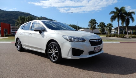 2017  Subaru Impreza 2.0i Hatchback
