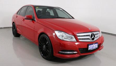 2012  Mercedes-Benz C200 C200 Blueefficiency Sedan