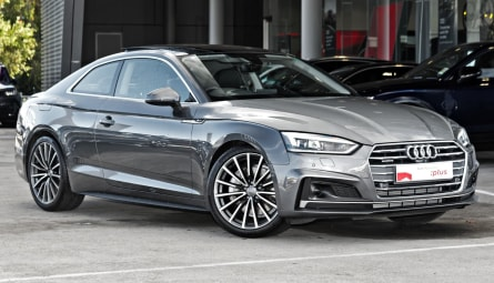 2018  Audi A5 Sport Coupe