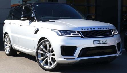 2018  Land Rover Range Rover Sport Sdv6 183kw Se Wagon