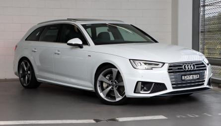 2019  Audi A4 45 Tfsi S Line Avant