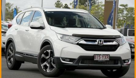 2018 Honda CR-V VTi-L Wagon
