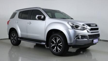 2021  Isuzu MU-X Ls-t Wagon