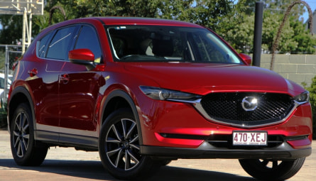 2017 Mazda CX-5 GT Wagon
