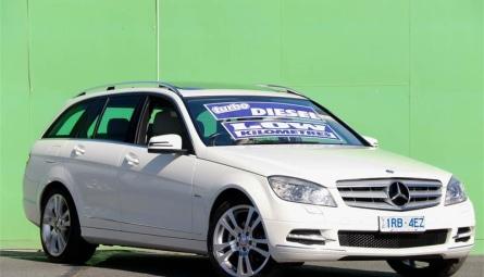 2010  Mercedes-Benz C-Class C220 Cdi Avantgarde Wagon
