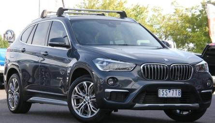 2015 BMW X1 xDrive20d Wagon