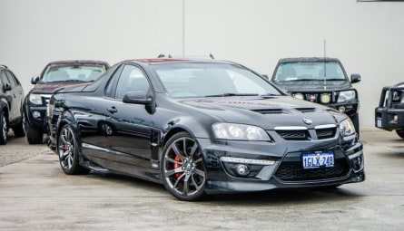 2009  Holden Special Vehicles Maloo R8 Utility Extended Cab