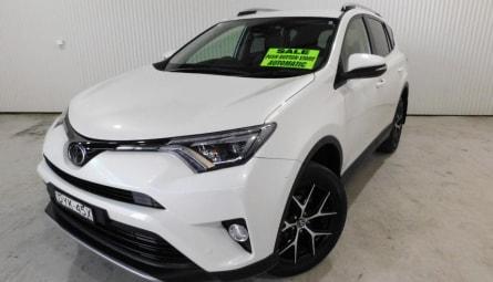 2017 Toyota RAV4 GXL Wagon