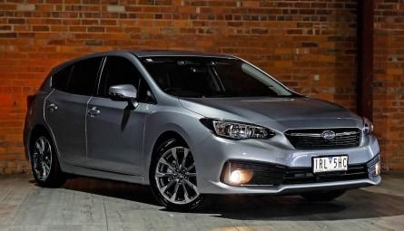 2020 Subaru Impreza 2.0i Premium Hatchback