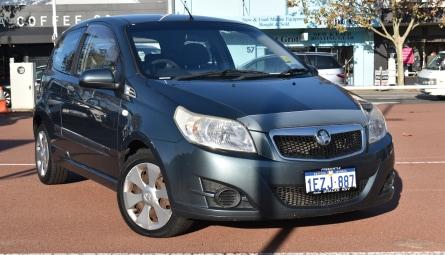2009  Holden BarinaHatchback