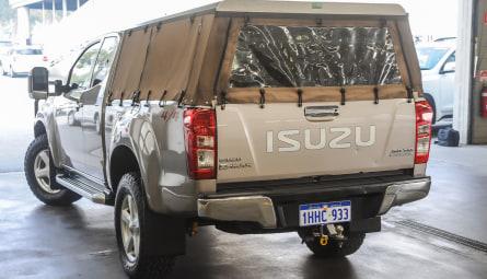 2013 Isuzu D-MAX LS-U Utility Space Cab