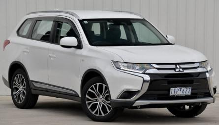 2018 Mitsubishi Outlander ES ADAS Wagon