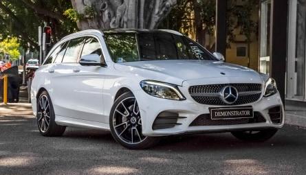 2019  Mercedes-Benz C-Class C200 Estate