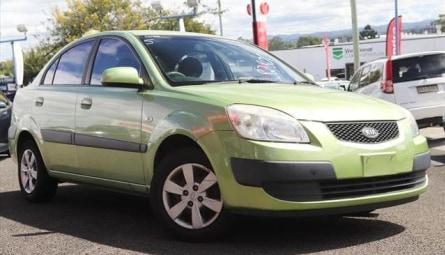 2009 Kia Rio EX Sedan