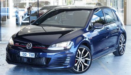 2015  Volkswagen Golf Gti Performance Hatchback