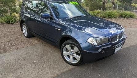 2005 BMW X3Wagon
